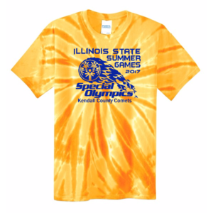 8a0a9360394 State Games T-Shirts for Sale!!! - Kendall County Special Olympics ...